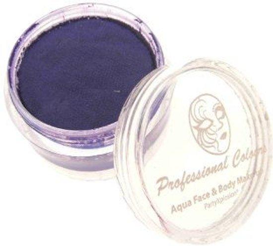 Aqua face & body paint Purple special FX 18 gram