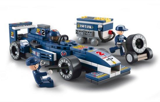 Sluban F1 raceauto