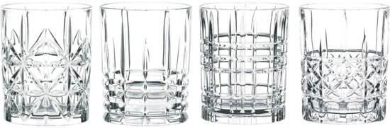 Nachtmann Highland whiskyglazen - Tumbler set van 4 - 345 ml