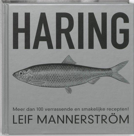 Cover van het boek 'Haring' van Leif Mannerstrom