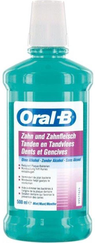 Oral-B Tanden & Tandvlees - Mondwater