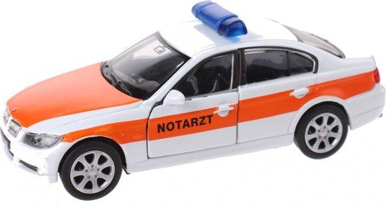 Welly Schaalmodel Nex Bmw Notartz Die-cast Wit 11 Cm