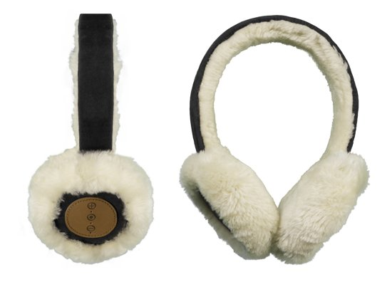 Avanca Bluetooth Audio Earmuffs zwart