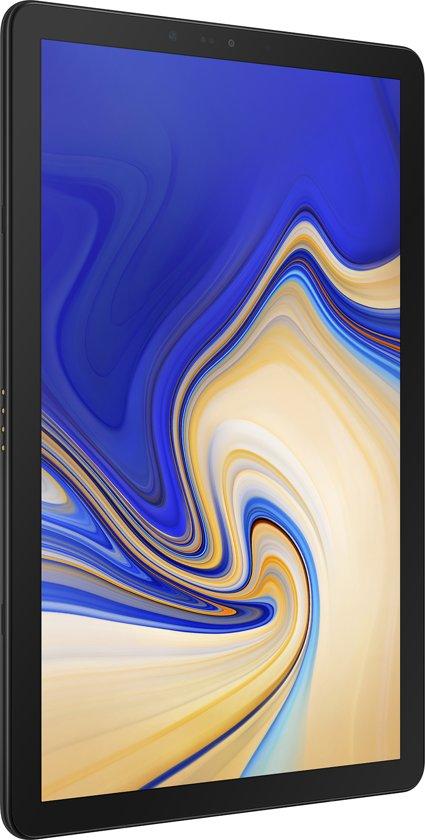 Samsung Galaxy Tab S4 Wifi + 4G Zwart