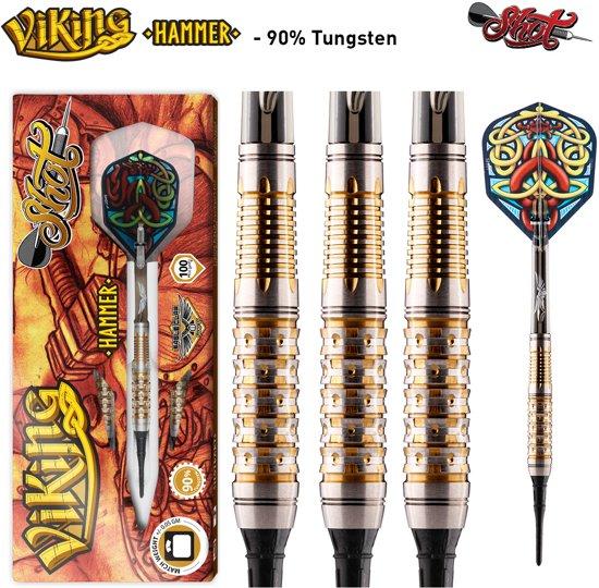 Shot Softtip Viking Hammer 90% 20 gram Darts