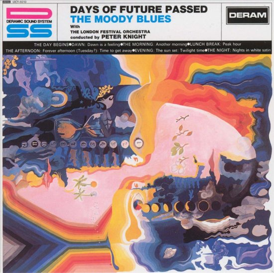 Bolcom Days Of Future Passed London Festival Orchestra Cd