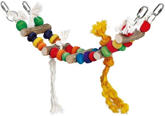 Hm Vogelspeelgoed London Bridge Multi-Color 11x13x44 cm