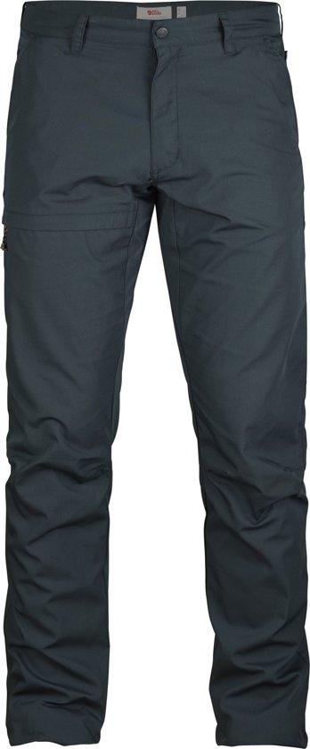 Trousers HerenDark Outdoorbroek M Navy Fjällräven Travellers sxrhdQCt