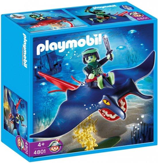 Playmobil Spookpiraat met Rog - 4801