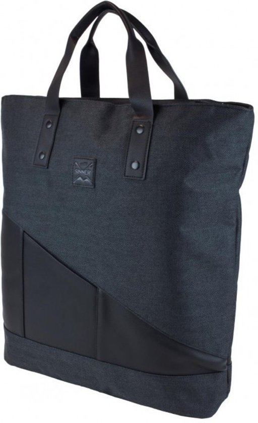 Sutton Sutton Shopper Zwart Sinner Shopper Sinner Sutton Shopper Sinner Zwart 5Hp0wq