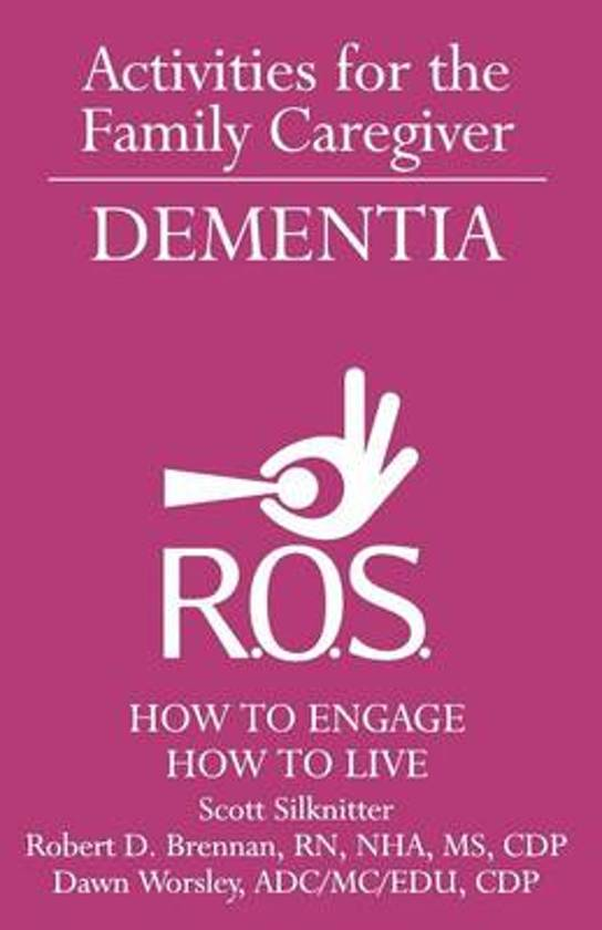 Activities for the Family Caregiver - Dementia