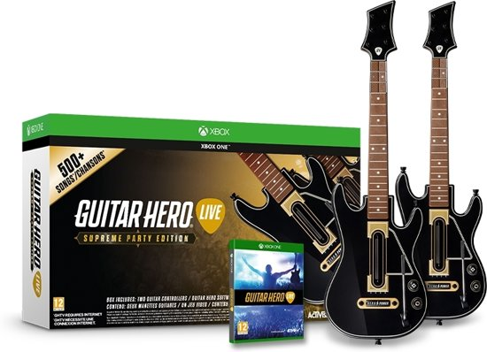 Guitar Hero Live - Supreme Party Edition - Xbox One kopen