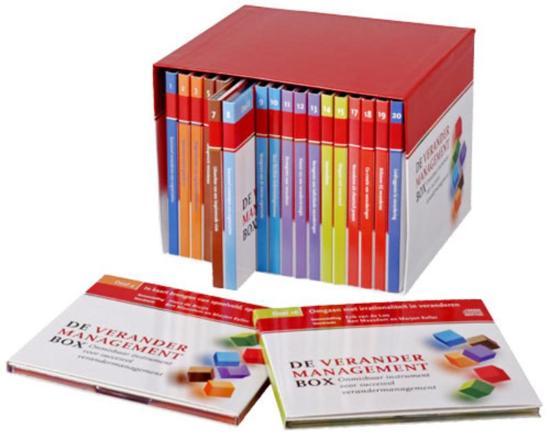 De Verandermanagementbox (luisterboek)
