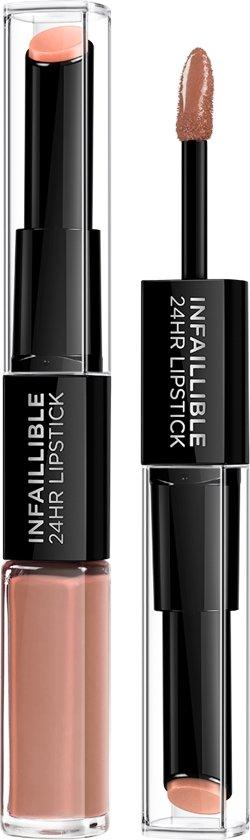 L'Oréal Paris Infallible Lippenstift - 113 Invincible Sable