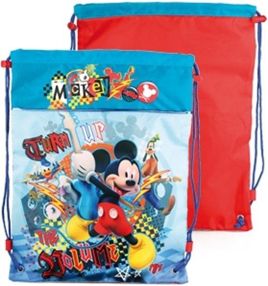 Disney Mickey Mouse - Sporttas - Blauw
