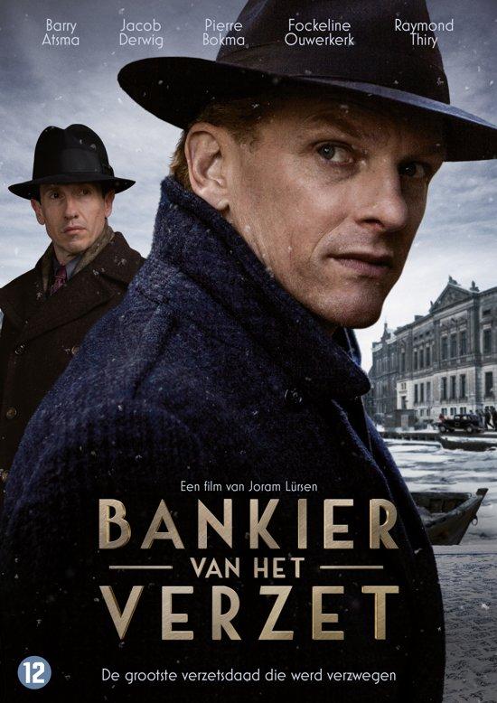 DVD cover van Bankier Van Het Verzet