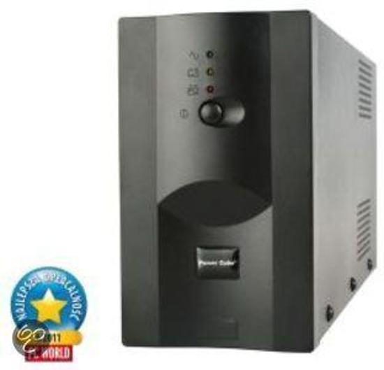 EnerGenie UPS-PC-652A - UPS, 650 VA