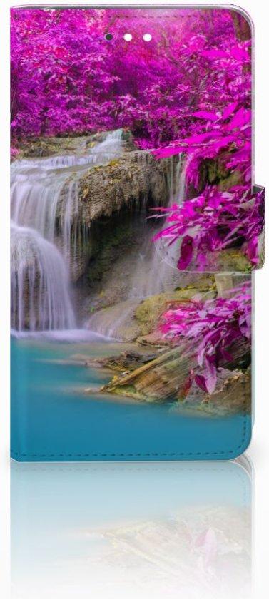 Huawei Ascend G7 Uniek Hoesje met Opbergvakjes Waterval in Vierves-sur-Viroin