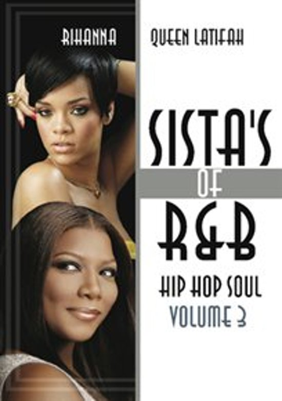 Sistas Of R&B Hip Hop Soul