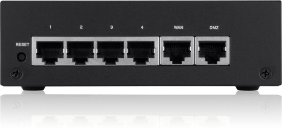 Linksys LRT214 - VPN Router