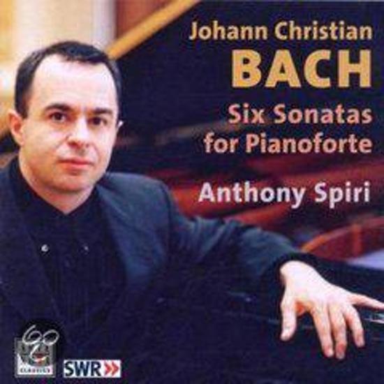 Johann Christian Bach: 6 Sonat