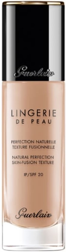 Guerlain Lingerie De Peau Natural Perfection Skin Fusion Texture Foundation - 03N Naturel - SPF20