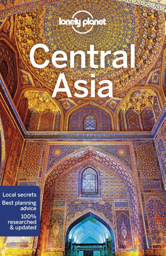 Lonely Planet reisgids Centraal Azie