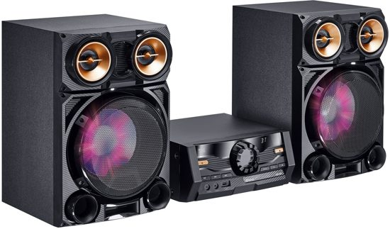Mac Audio MPS 801, 800 Watt High Power HiFi-systeem - Bluetooth