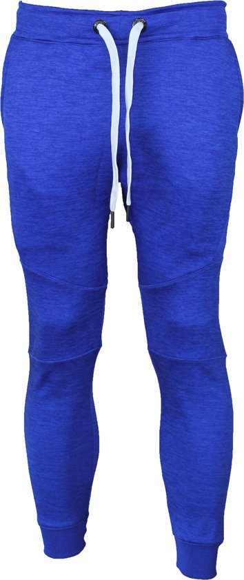 Joggingbroek van de hoogste kwaliteit Blauw  XXL