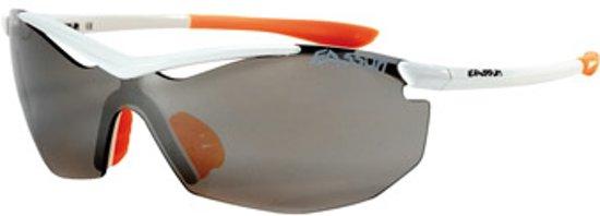 Eassun La Piuma I - Sportbril - Volwassenen - Lenscat. 2 - Wit