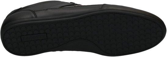 Lacoste Heren Chaymon Maat Sneakers BlZwart 47 v0NOnwPym8