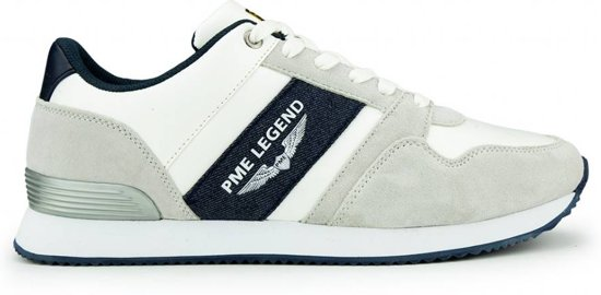 PME Chester wit sneakers heren (PBO191011 900)