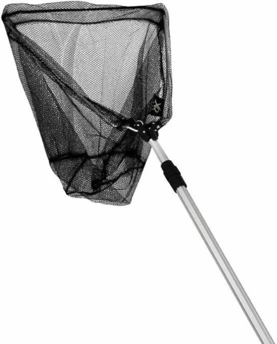 Visnet - vissennet - schep - Schepnet Opvouwbaar Aluminium 170cm