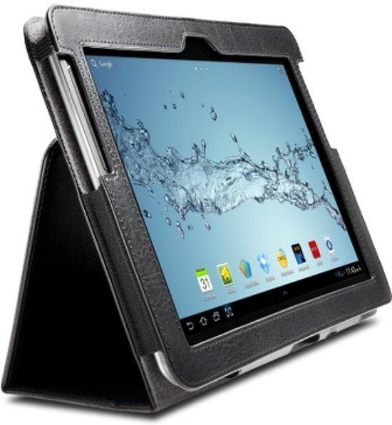 Kensington - Beschermende Foliohoes en Standaard voor Samsung Galaxy Tab 2 en Note 10.1 - Zwart in De Biezen
