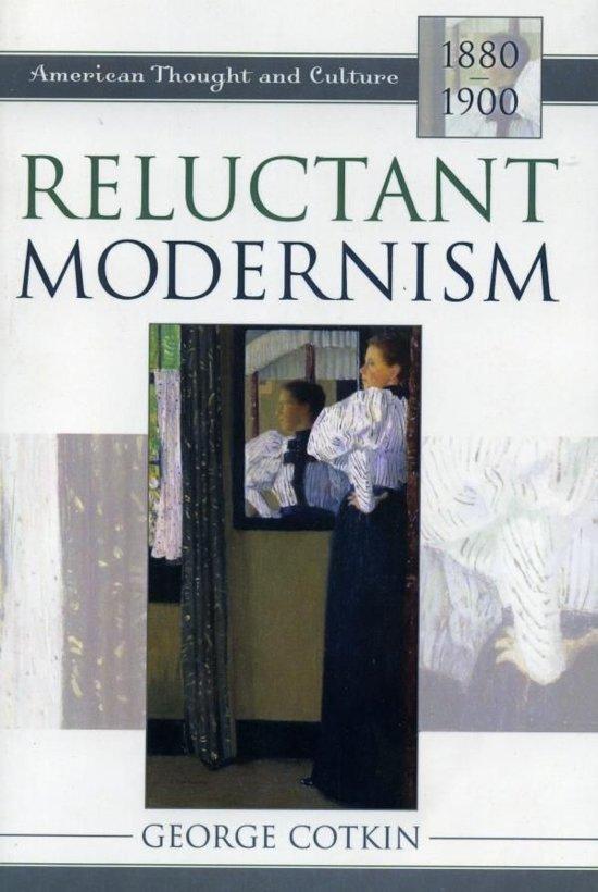 Reluctant Modernism