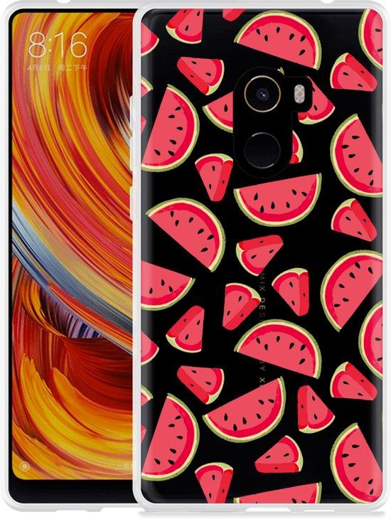 Xiaomi Mi Mix 2 Hoesje Watermeloen