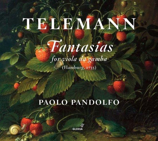 Fantasias For Viola Da Gamba