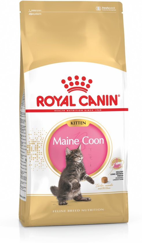 Royal Canin Maine Coon Kitten - Kattenvoer - 4 kg