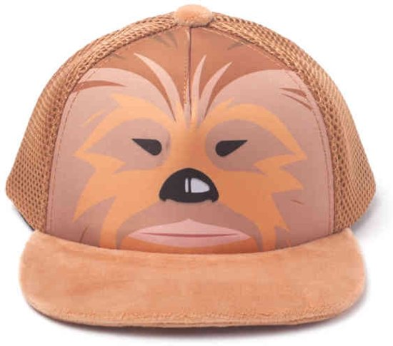Star Wars - Chewbacca Kids Trucker Cap
