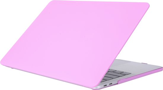 Mobigear Hardshell Case Candy Lavender Macbook Pro 13 inch Thunderbolt 3 (USB-C)