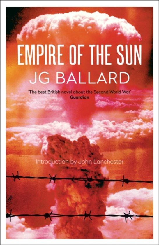 Boek cover Empire of the Sun van J.G. Ballard (Paperback)