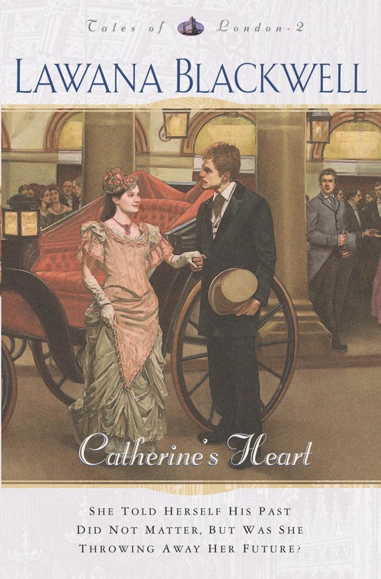 Catherine's Heart (Tales of London Book #2)