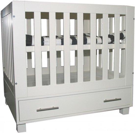 Box 2e kamer met lade wit