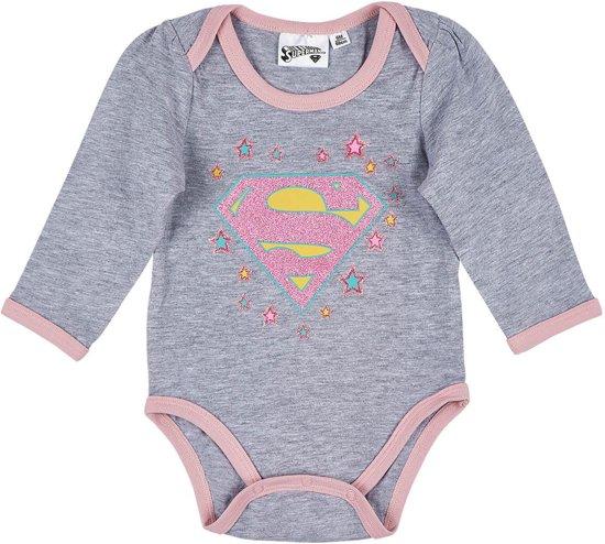 Superbaby-Babyromper-grijs-maat-92