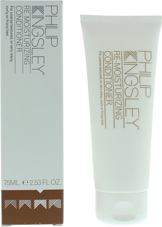 Philip kingsley remoisturizing conditioner 75ml