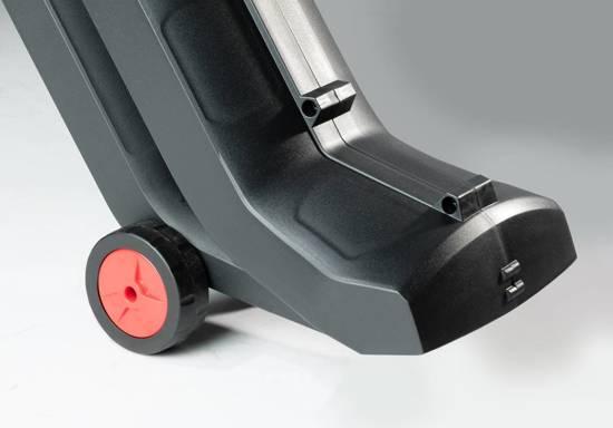 GartenMeister Elektrische bladblazer/bladzuiger 4-in-1 3000 W + extra opvangzak