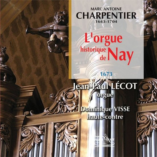 Jean-Paul Lecot - L Orgue Historique De Nay