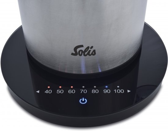 SOLIS 586 Thermo Kettle Waterkoker - 1,5 L
