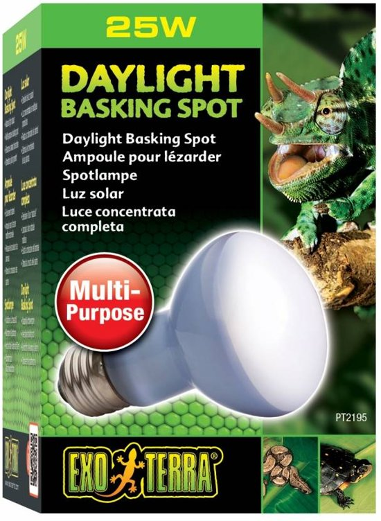 Exo Terra Daylight Basking Spot 25 Watt