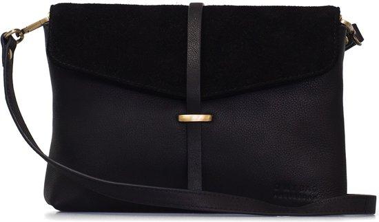 | O My Bag Handtassen Ella Midi Zwart